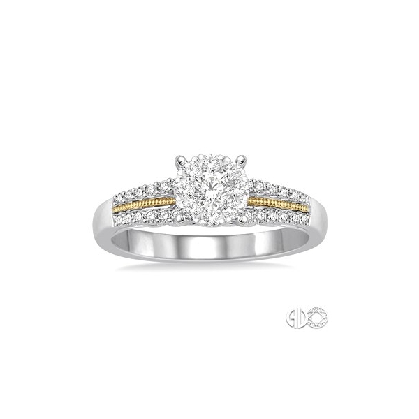 Engagement Ring by Ashi